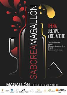 MAGALLÓN. Feria del vino y aceite (sábado, 17)