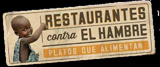 ARAGÓN. Restaurantes contra el hambre (hasta el 15 de noviembre)