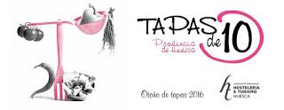 BAJO CINCA. Concurso de tapas (del 29 de septiembre al 3 de octubre)