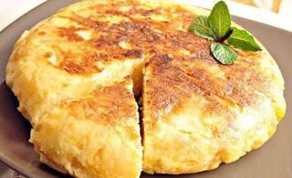 Taller de tortilla española y ensalada mediterránea (sábado, 24)