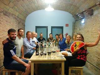 Cata de vinos de garnacha en BOTICA  (viernes, 16)