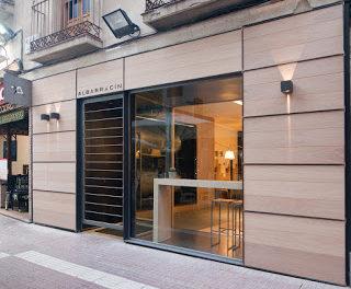 ARAGÓN CON GUSTO. Menú del restaurante +ALBARRACÍN, por 27,50 euros (del 28 de octubre al 6 de noviembre)