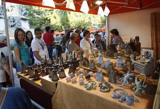 Muestra de artesanía agroalimentaria aragonesa (del 8 al 16)