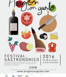 ARAGÓN CON GUSTO. Show cooking de alimentación ecológica (miércoles, 2)
