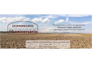 10 aniversario de la panadería Ecomonegros (jueves, 6)