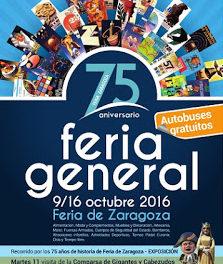 Feria general (del domingo, 9, al domingo, 16)