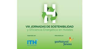 Jornadas de Sostenibilidad y Eficiencia Energética en Hoteles (martes, 25)