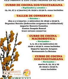 Curso de cocina macrobiótica (miércoles de noviembre)