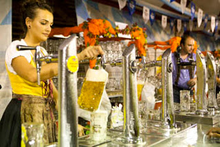 Oktoberfest Olé! (del 7 al 23 de octubre)