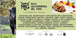 II Ruta Gastronómica del Toro (del 7 al 30)
