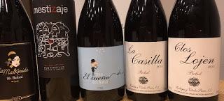 Cata de vinos de bobal  (jueves, 27)