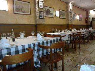 ARAGÓN CON GUSTO. Menú del restaurante UROLA, por 28 euros (del 28 de octubre al 6 de noviembre)