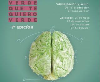 "VII Jornada ""Verde que te quiero verde"" (lunes, 24)"