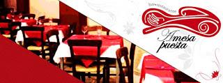 ARAGÓN CON GUSTO. Menú del restaurante A MESA PUESTA, por 30 euros (del 28 de octubre al 6 de noviembre)