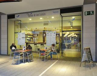 ARAGÓN CON GUSTO. Menú del restaurante MOLINO DE SAN LÁZARO TAPAS, por 20 euros (del 28 de octubre al 6 de noviembre)