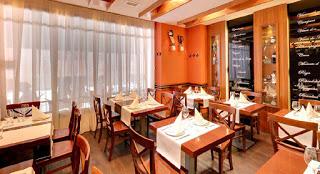 ARAGÓN CON GUSTO. Menú del restaurante PALOMEQUE, por 35 euros (del 28 de octubre al 6 de noviembre)