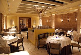 ARAGÓN CON GUSTO. Menú del restaurante ARAGONIA PALAFOX, por 36 euros (del 28 de octubre al 6 de noviembre)
