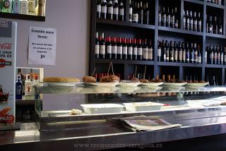 ARAGÓN CON GUSTO. Menú del restaurante EL CANDELAS, por 26 euros (del 28 de octubre al 6 de noviembre)