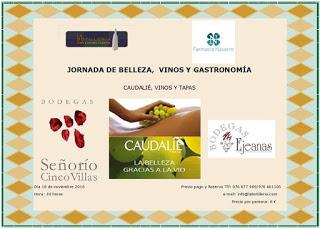 EJEA DE LOS CABALLEROS. Jornada de belleza, vinos y gastronomía (viernes, 18)