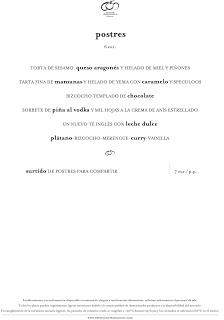 Nueva carta en ARAGONIA PALAFOX