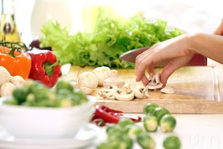 Curso de cool cooking (sábado, 19)