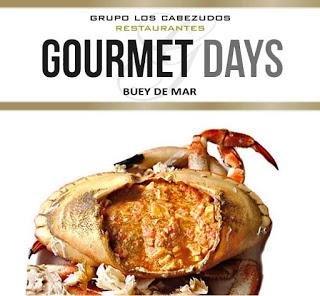 Gourmets Days en LOS CABEZUDOS y TRAGANTÚA (del 14 al 17)