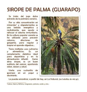 Presentación del guarapo ecológico de La Gomera (viernes, 18)