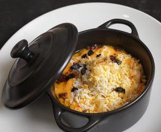 Nuevo menú degustación en LA OLIVADA, las setas de otoño (del 8 de noviembre al 3 de diciembre)