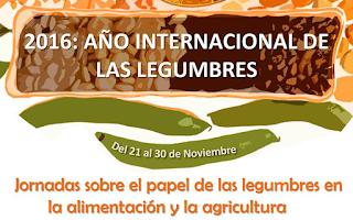 Jornadas sobre las legumbres en la alimentación y la agricultura (del 21 al 30)
