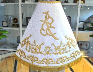 Entrega de un manto para la Virgen del Pilar de la DOP Cariñena (jueves, 1)