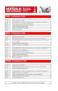 Feria Nupzial (del 11 al 13 de noviembre)