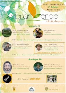 AÍNSA. Jornadas de Tradición y Sostenibilidad Sobraverde (19 y 20)