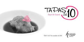 HOYA DE HUESCA. Concurso de tapas (del 17 al 27)
