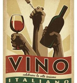 Cata de vinos italianos (jueves, 24)