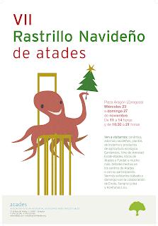 VII Rastrillo Navideño de Atades (del miércoles, 23, al domingo, 27)