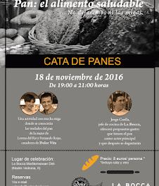 Cata de panes LA BOCCA (viernes, 18)