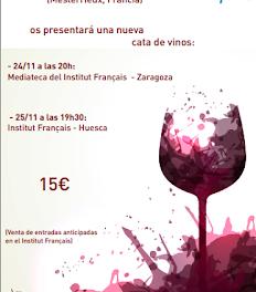 HUESCA. Cata de vino (viernes, 25)