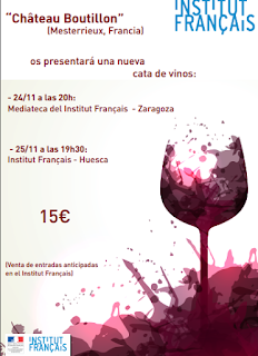 Cata de vino (jueves, 24)
