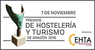 Gala de los Premios de hostelería y turismo (lunes, 7)