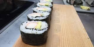 Curso de sushi en LA ZAROLA (miércoles, 9)