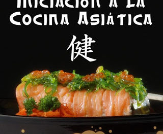 Curso de cocina asiática en AZAFRÁN (de martes, 13, al jueves, 15)