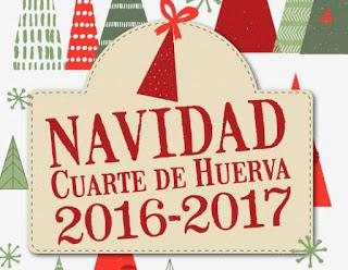 CUARTE DE HUERVA. IV Mercado Artesanal Navideño (domingo, 18)