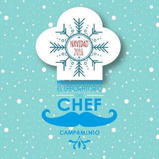 """Campamento infantil """"El Laboratorio del Chef"""" en el Joaquín Roncal (del 3 al 5)"""