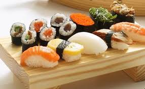 Taller de cocina japonesa (domingo, 18)