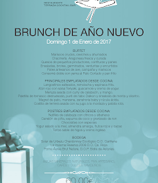 Menú de Año Nuevo en restaurante CELEBRIS (domingo, 1)