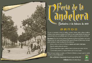 BARBASTRO. Feria de la candelera (jueves, 2)