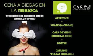 I Cena a ciegas con Ternasco de Aragón en LA TERNASCA (jueves, 26)