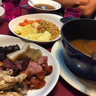 Cocido en PARRILLA ALBARRACÍN (jueves de temporada)