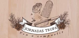 Jornadas de trufa, por 30 euros, en EL FORO (enero)