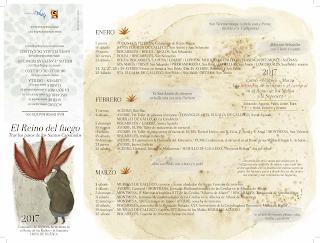 HOYA DE HUESCA. El Reino del Fuego, eventos en torno a las hogueras y al Carnaval (febrero y marzo)